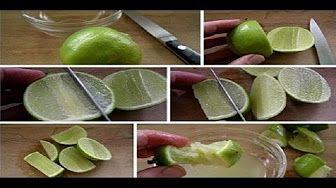 Domingo Espetacular: Conheça os mitos e verdades do limão - YouTube