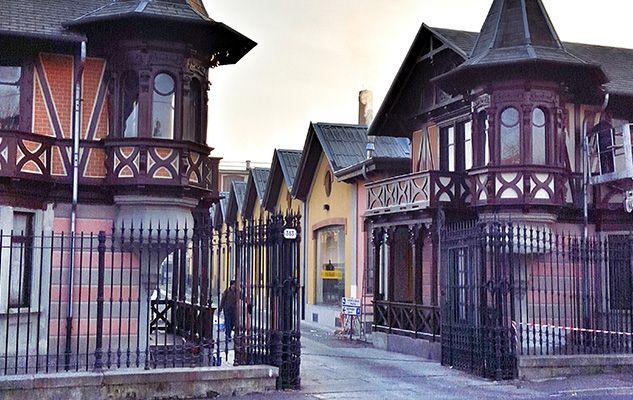 Il villaggio Leumann è un quartiere operaio del comune di