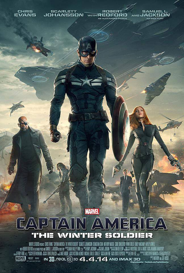 Marvel S Captain America The Winter Soldier Film Comics Pelicula Capitan America Capitan America 2 Soldado Del Invierno