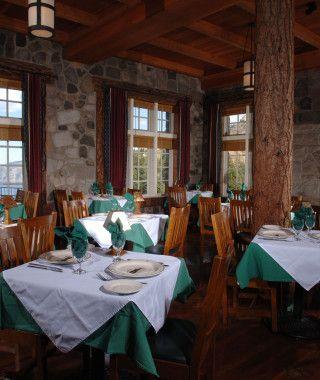 Crater Lake Lodge  Crater Lake National Park Oregon  Travel Pleasing Crater Lake Lodge Dining Room Menu Design Inspiration