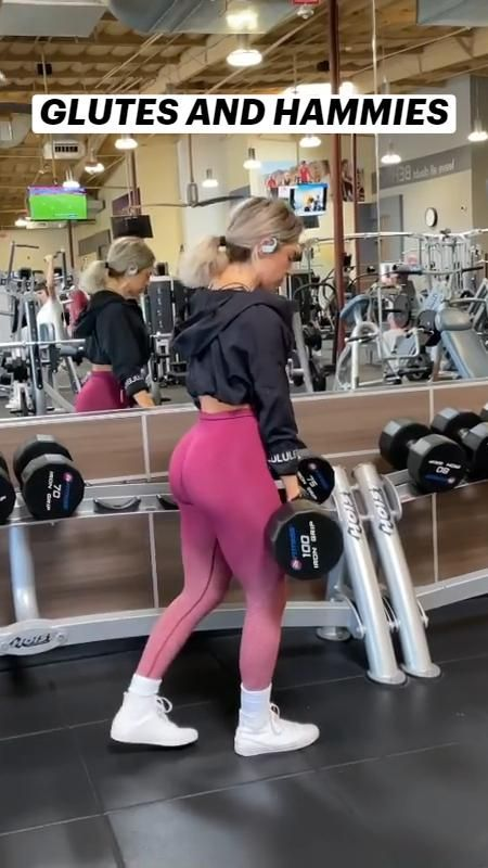 GLUTES AND HAMMIES