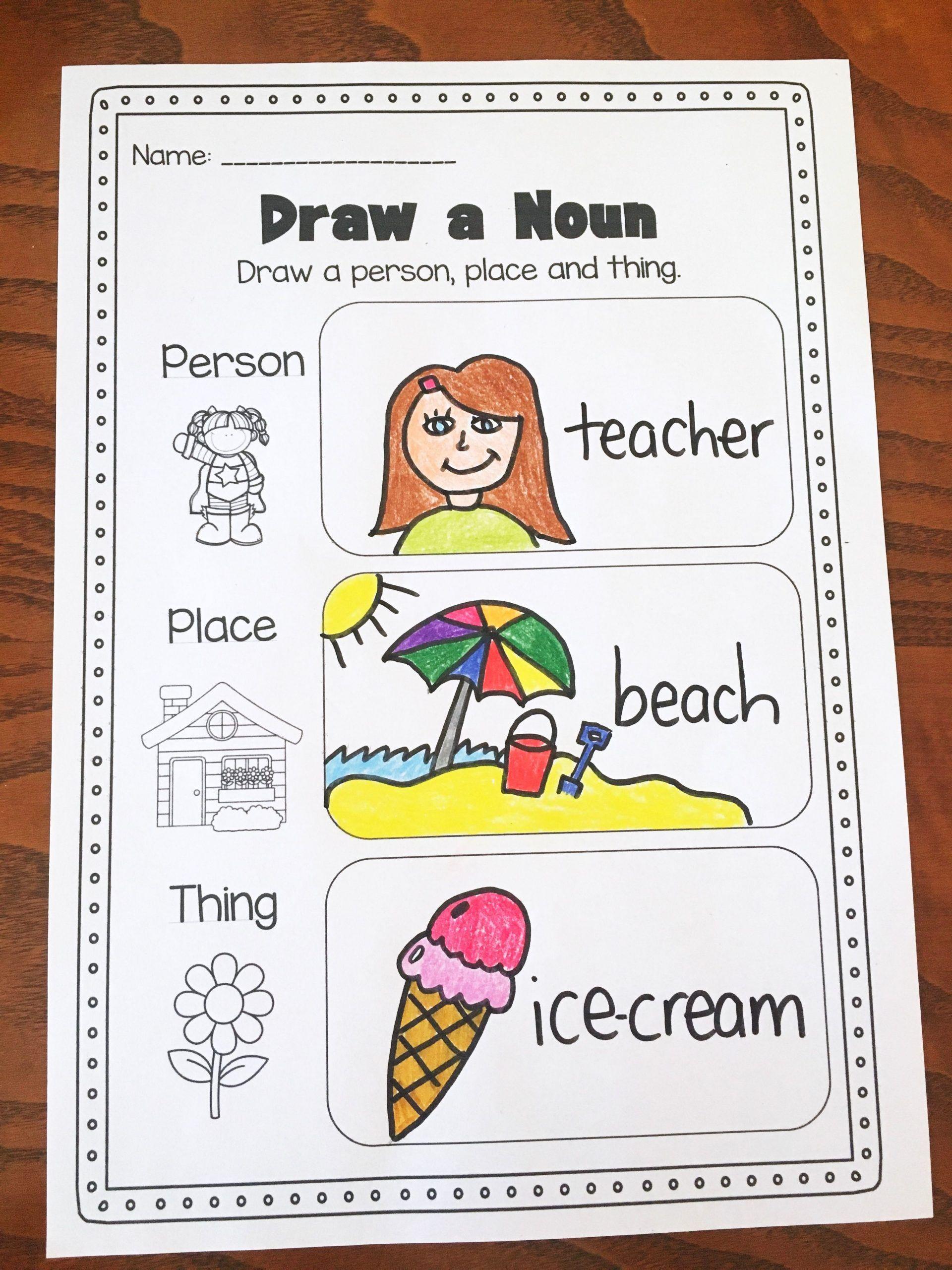 Nouns Worksheet For Kindergarten Worksheet For Kindergarten Nouns Worksheet Kindergarten Nouns Kindergarten Nouns Worksheet [ 2560 x 1920 Pixel ]