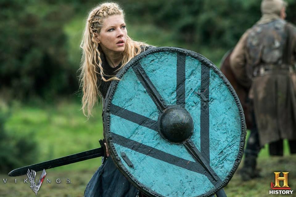 Shield Maiden Lagertha Earl Lagertha Viking Shield Vikings