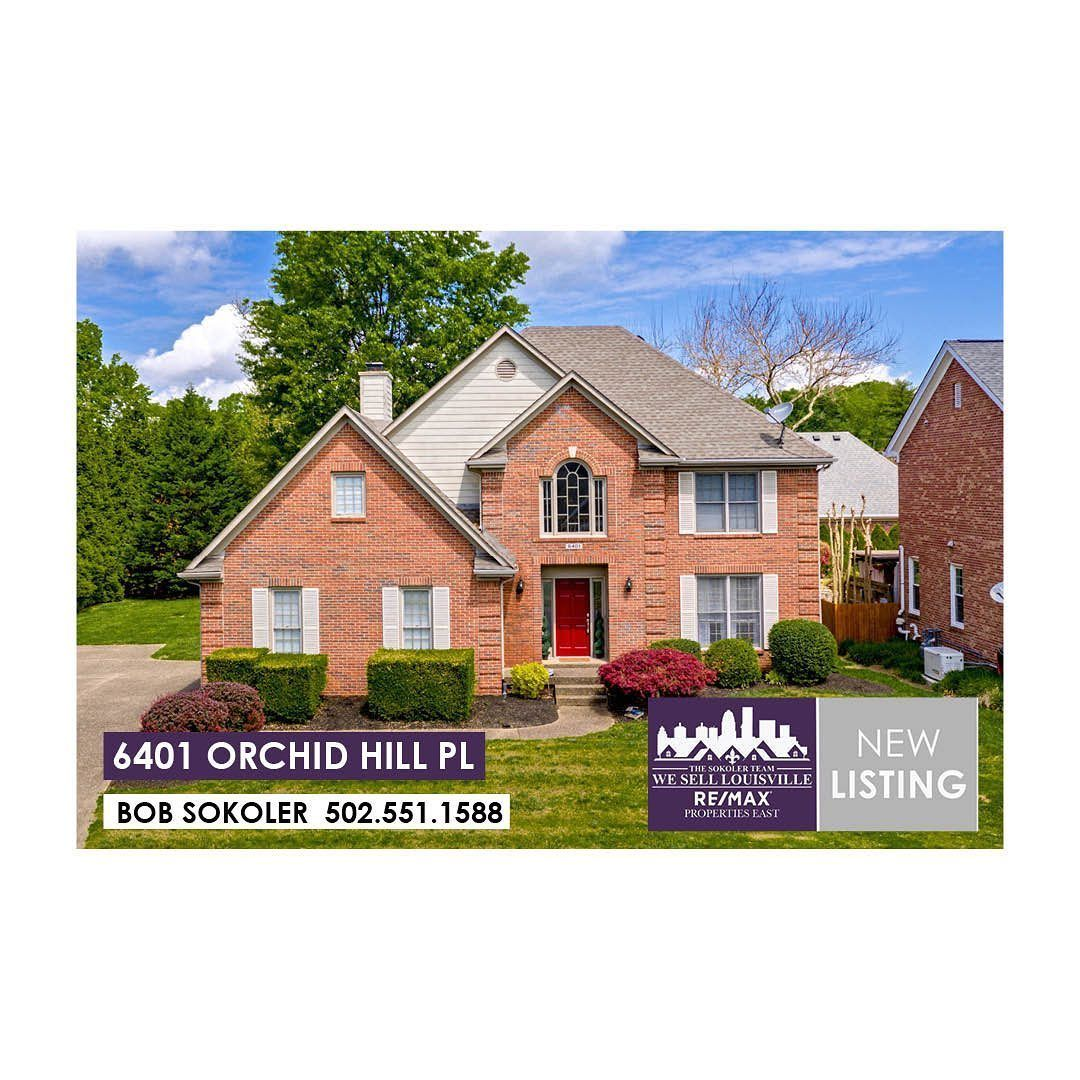 🏡⭐NEW LISTING ALERT⭐🏡 6401 Orchid Hill Pl | Louisville, KY | 40245 | #OrchidPlace Neighborhood  Call @BobSokoler With Any Questions 502-376-5483 @WeSellLouisville Head to WeSellLouisville.com for more info!  #Newlisting  #Louisville #RealEstate #LouisvilleRealEstate #OpenHouse #PropertyForSale #JustListed #ForSale #House #home #homedesign #househunting #design #designinspiration #interiordesign #interiordesigner #Homesweethome #HomesInLouisville #HouseHunting #NewHome #interiordecorating #Sold