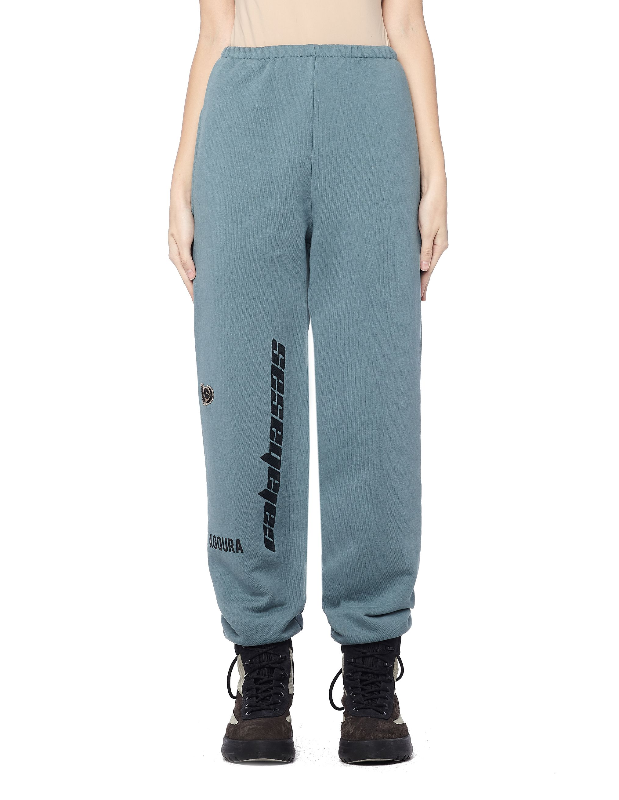 f2127c1d YEEZY CALABASAS EMBROIDERED SWEATPANTS. #yeezy #cloth # | Yeezy ...