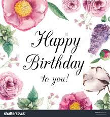 flower happy birthday cards images - Google Search