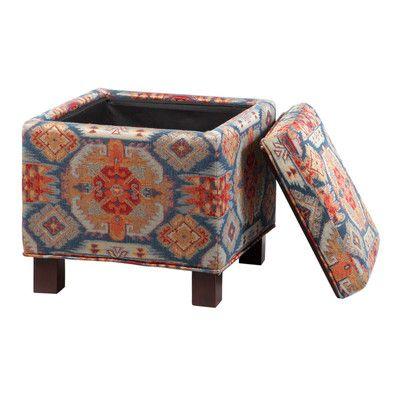 Madison park madison park shelley square storage ottoman reviews wayfair style inspiration - Ausgefallene wohnzimmermobel ...