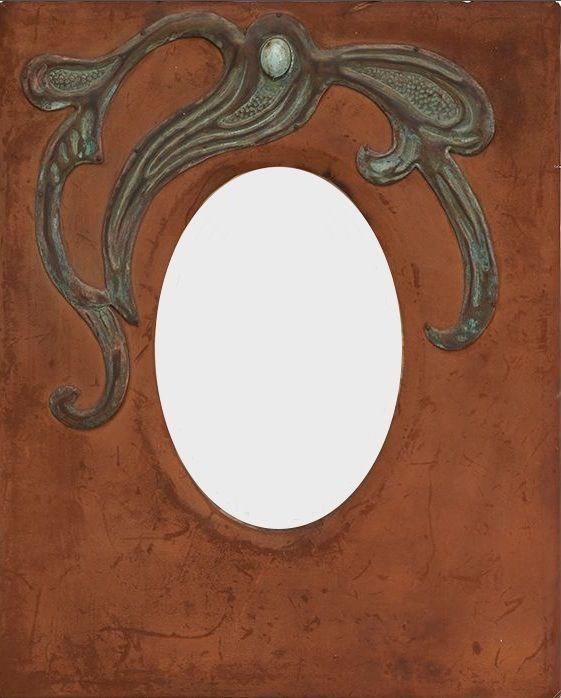 Elizabeth Eaton Burton, (1869-1937), picture frame, Santa Barbara ...