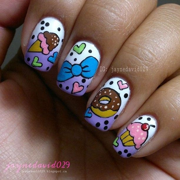 Instagram Photo By Jaynedavid029 Nail Nails Nailart