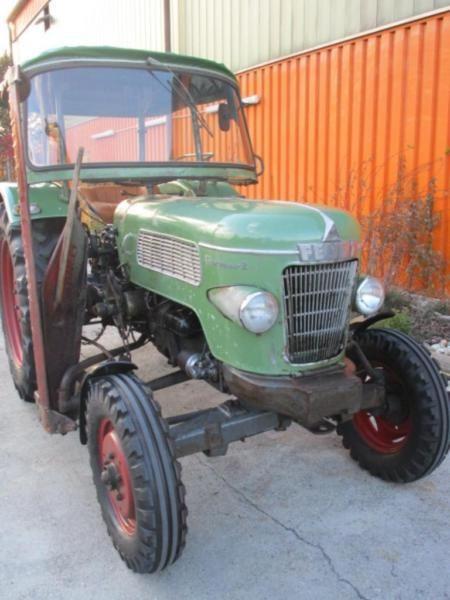 tracteur fendt farmer 2 overdrive pneus t v nouveau en. Black Bedroom Furniture Sets. Home Design Ideas
