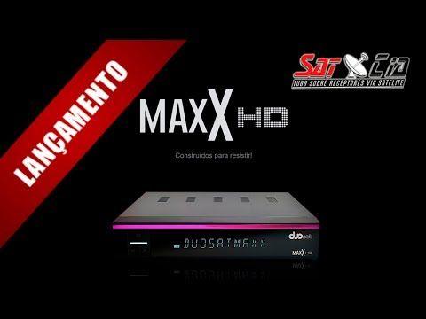 Super lançamento DuoSat Maxx HD - Atualização e Configuração