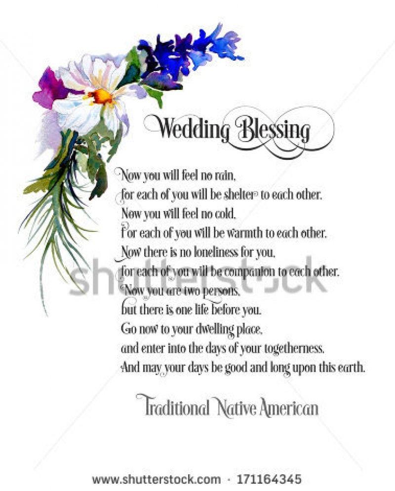 Native American Wedding Quotes: Great American Indian Wedding Prayer