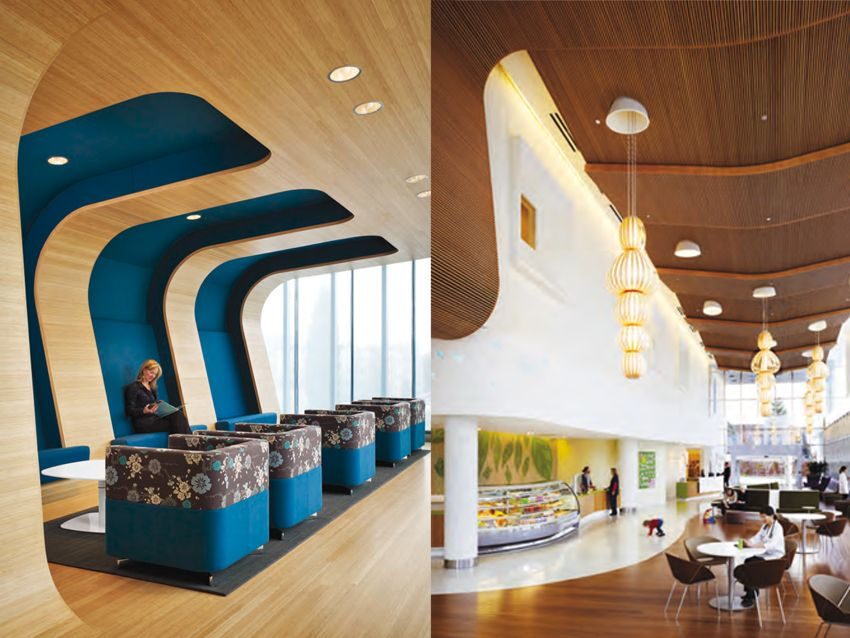 Emejing Hospital Interior Design Ideas Images - Decorating House ...