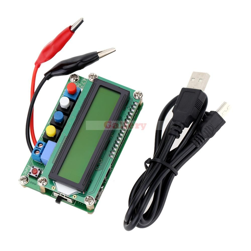 (Buy here: http://appdeal.ru/3lw ) Lc100-a Digital Lcd High Precision Inductance Capacitance L C Meter Mini Usb Interface Capacitor Test Mini Usb Mini Usb Fridge for just US $38.49