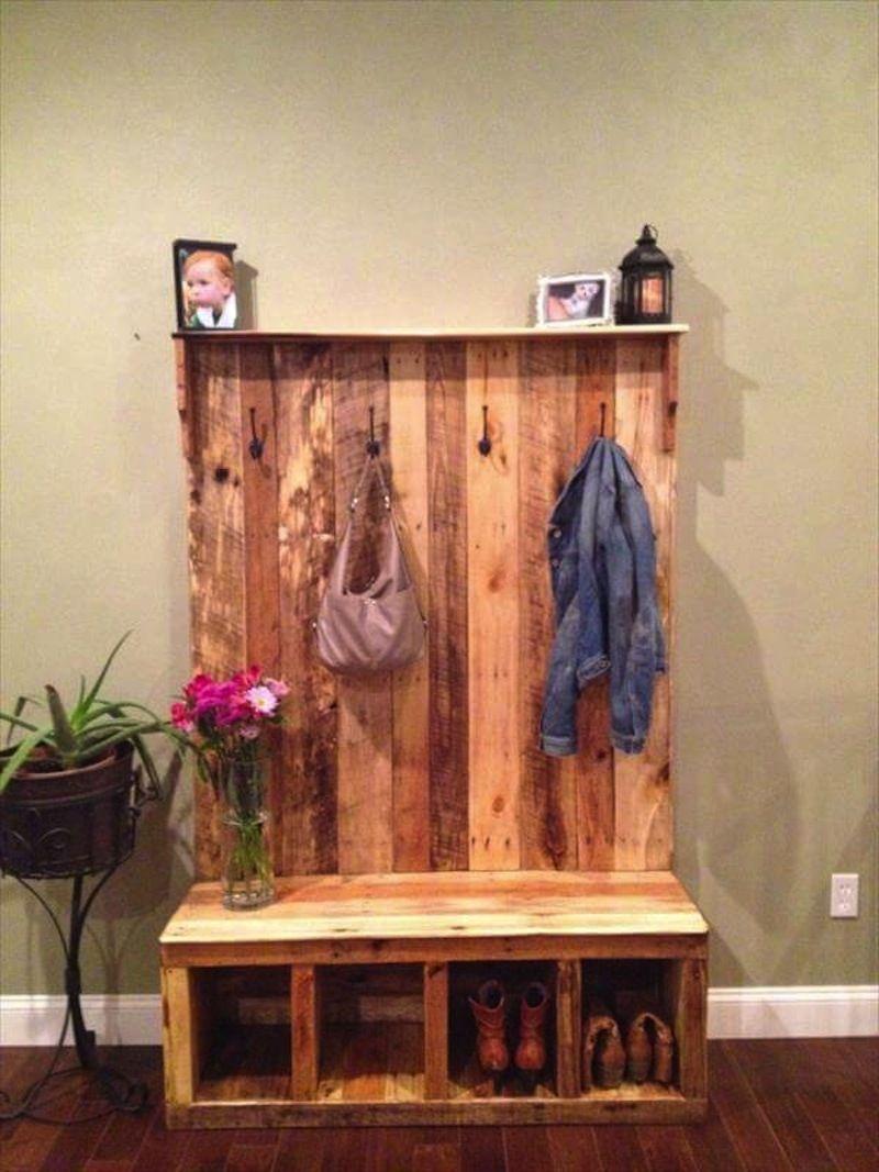 DIY Mud Room Ideas   Decoración