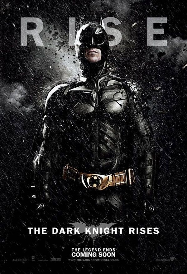 Batman O Cavaleiro Das Trevas Ressurge The Dark Knight Rises