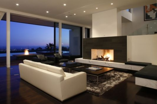 Captivating Luxury And Modern Living Room With Fireplace Design Elegant And Minimalist Living  Room With Fireplace With Unique Design Beautiful And Rom. Part 29