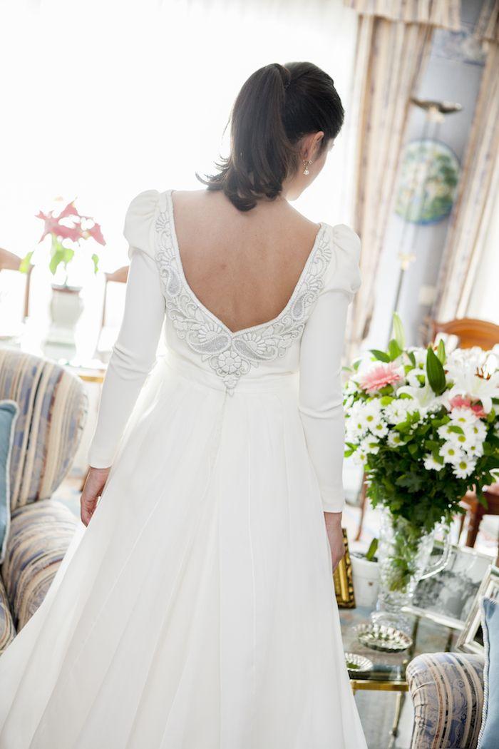 una boda en talavera de la reina | sole alonso | vestidos de novia