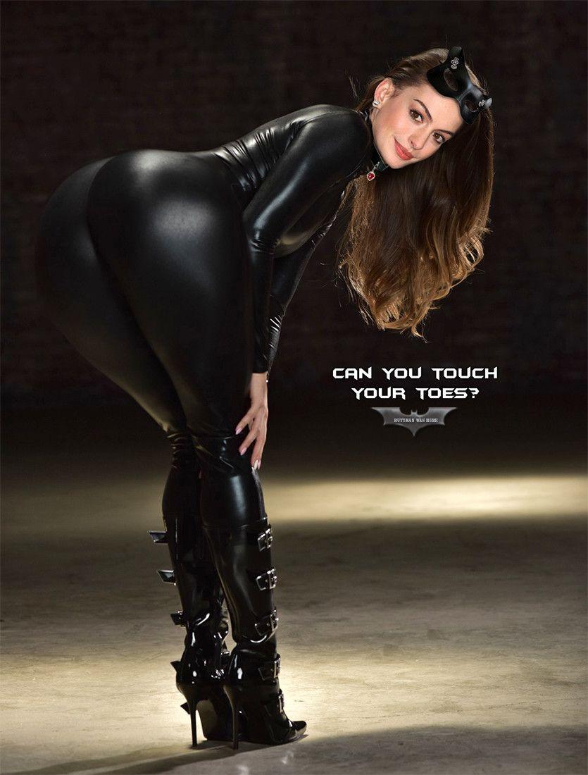 Tori Black Catsuit