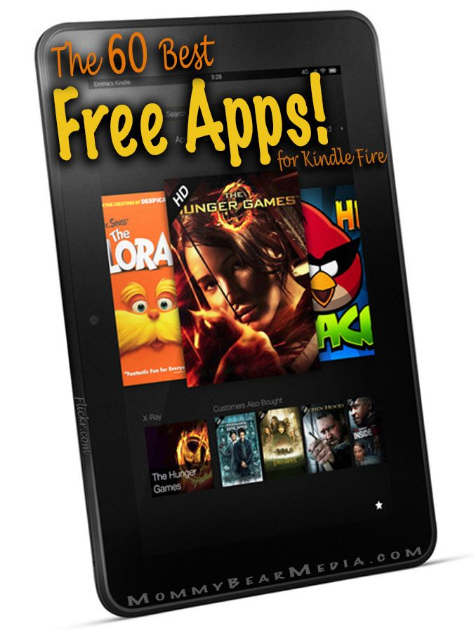 free movie apps for amazon fire tablet