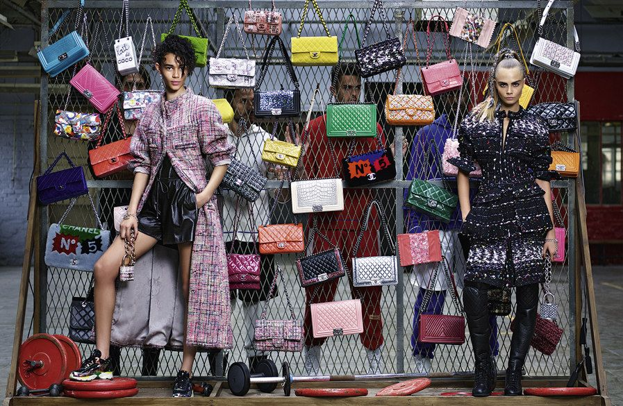 Image result for chanel campaign 2015