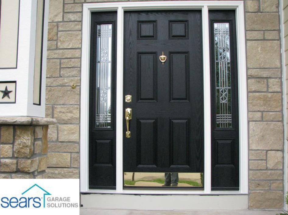 Heritage Fiberglass Entry Door By Provia Fiberglass Entry Doors Door Design Front Entry Doors