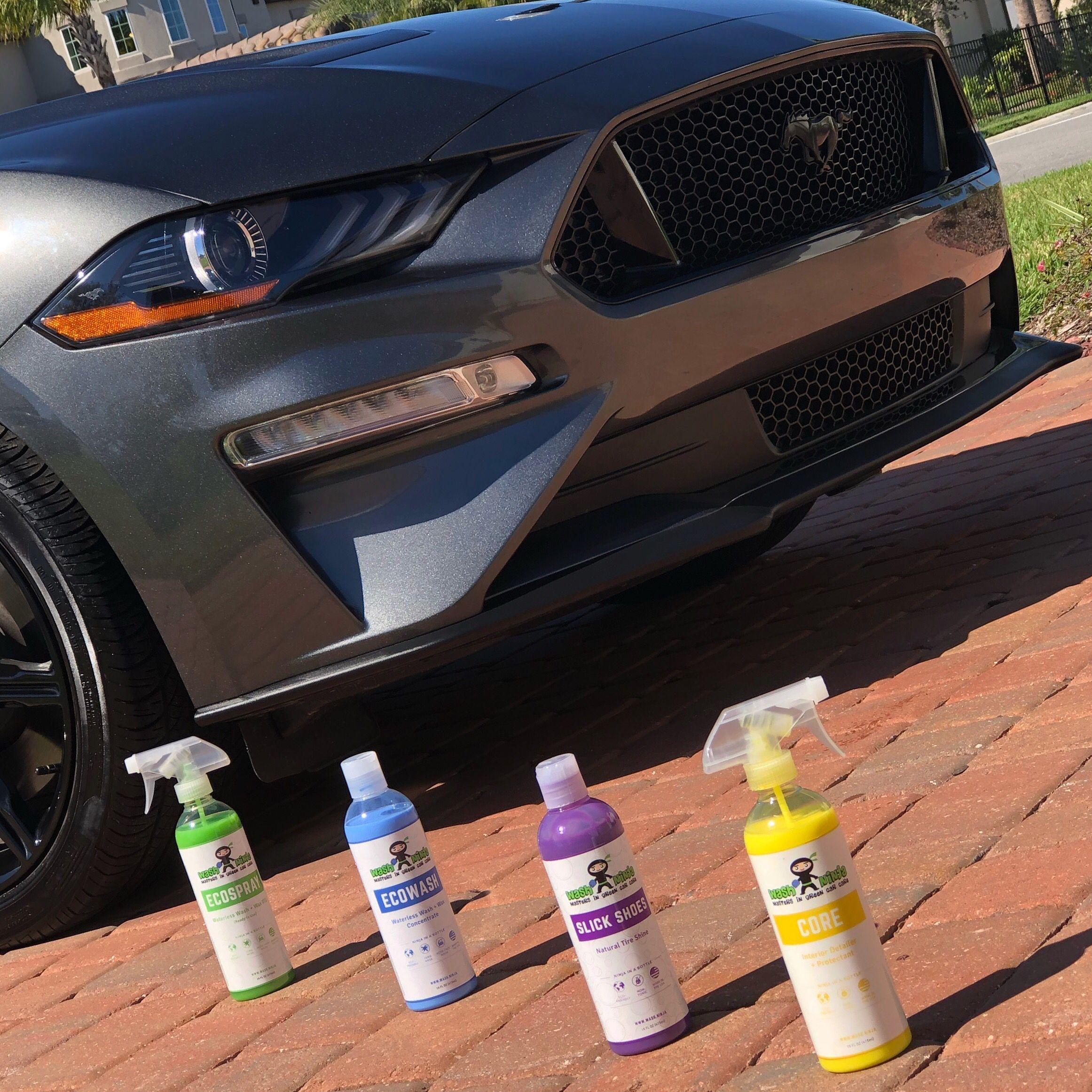 Waterless Car Wash Eco Friendly Detailing Products Wash Ninja Waterless Car Wash Car Wash Eco Friendly Cars