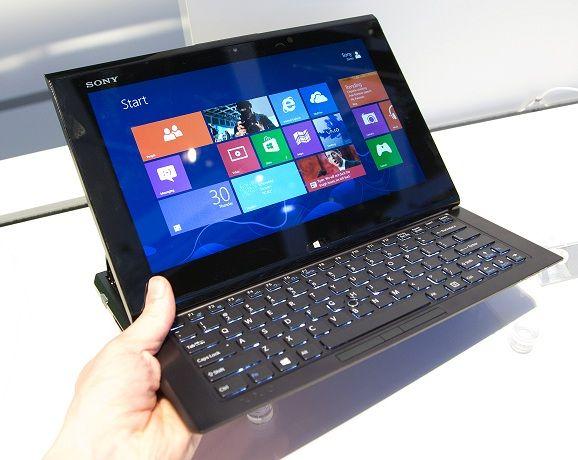 Sony VAIO Duo 11 Windows 8 Tablet | Ratnakar | Windows 8