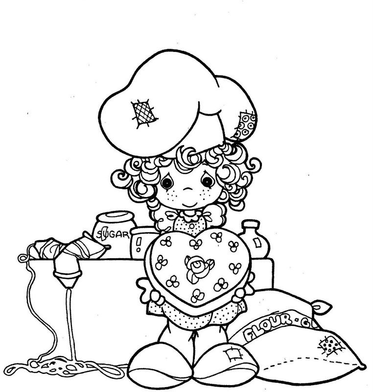 cake bakery heart cakes precious moments digi stamps coloring sheets adult coloring coloring pages to print animal coloring pages free printable