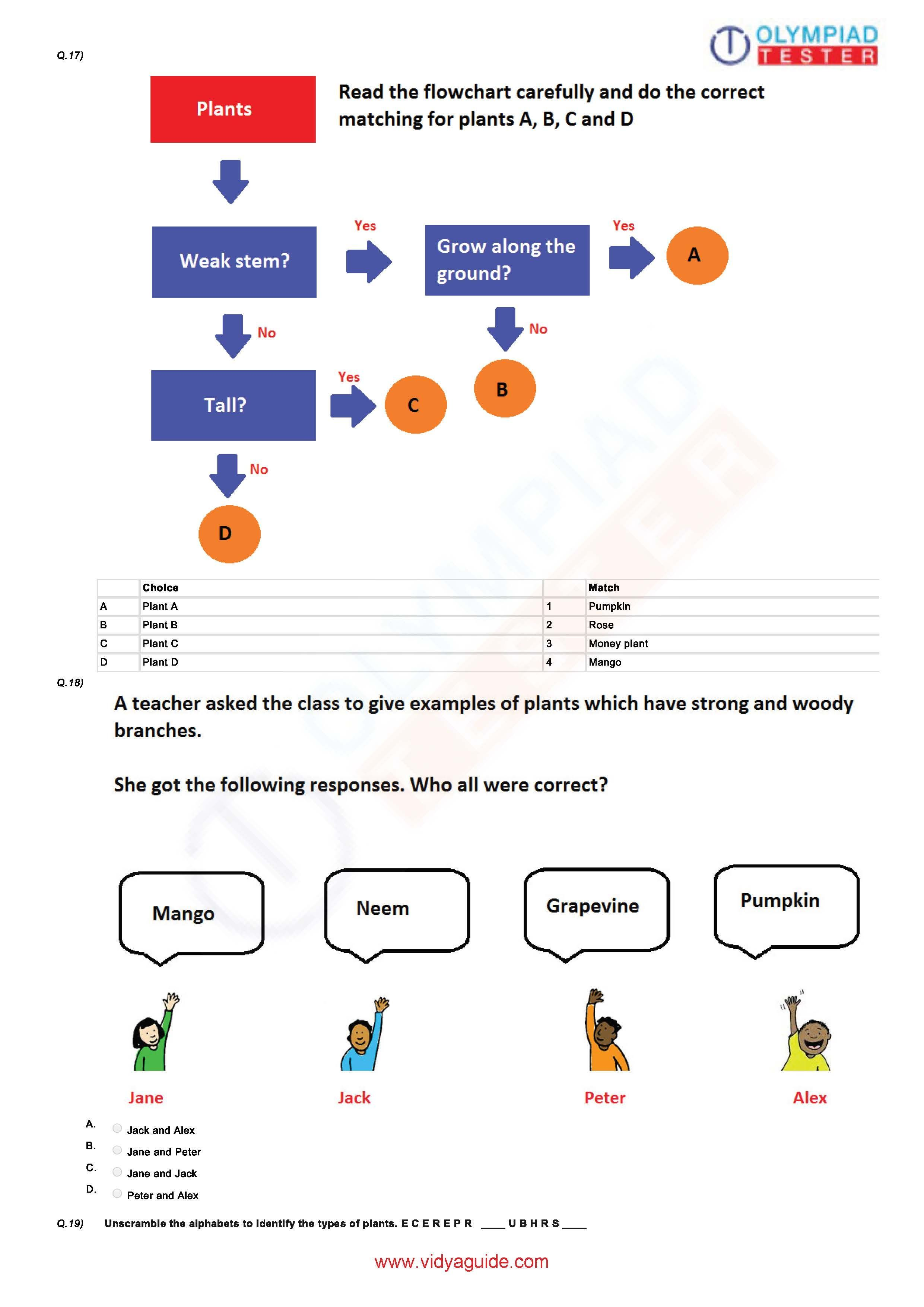Download Free Grade 1 Science Printable Worksheets Or