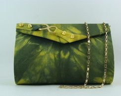 Bolsa Mão / Clutch : Rip Verde : Ref295