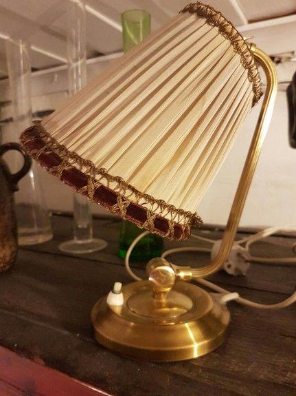 Retro justerbar lampe fra 50 60 tallet (med bilder)