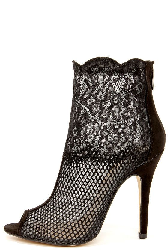 Womens Chinese Laundry Women's Jeopardy Mesh Bootie Supplier Size 40