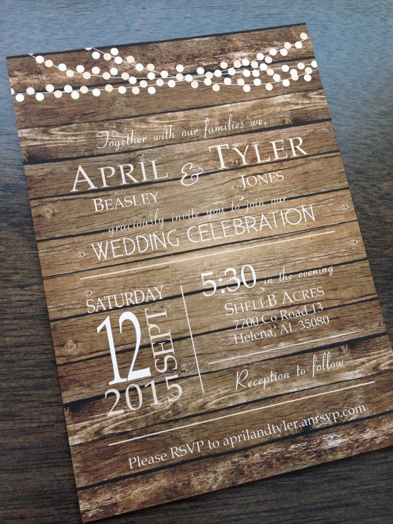 This Listing Is For Allison 20 Invitations Converting To