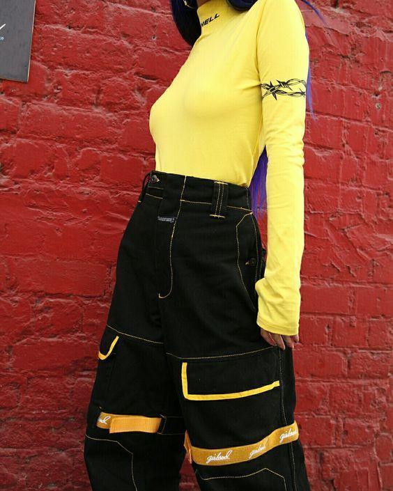 36 tenues colorées qui vous font paraître fabuleux #90sfashiontrends