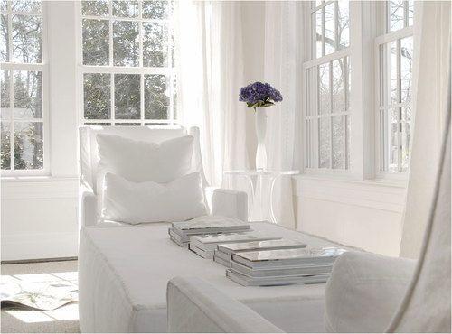 Pin von Maureen Haley Ingram auf White Pinterest Wohnen - bumper designer bett marc newson hochwertiger schlaf
