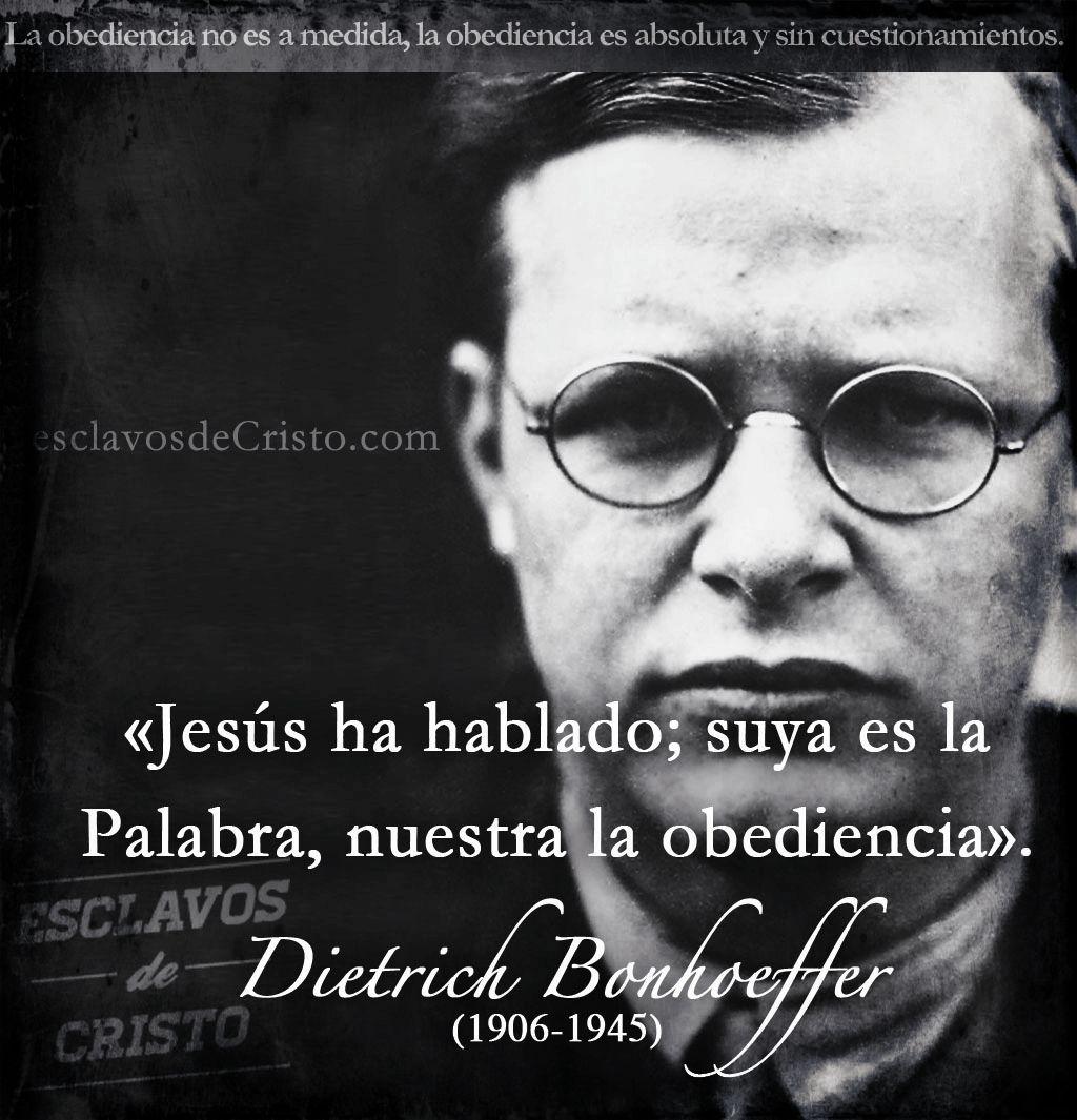 Jesús Ha Hablado Suya Es La Palabra Nuestra La Obediencia