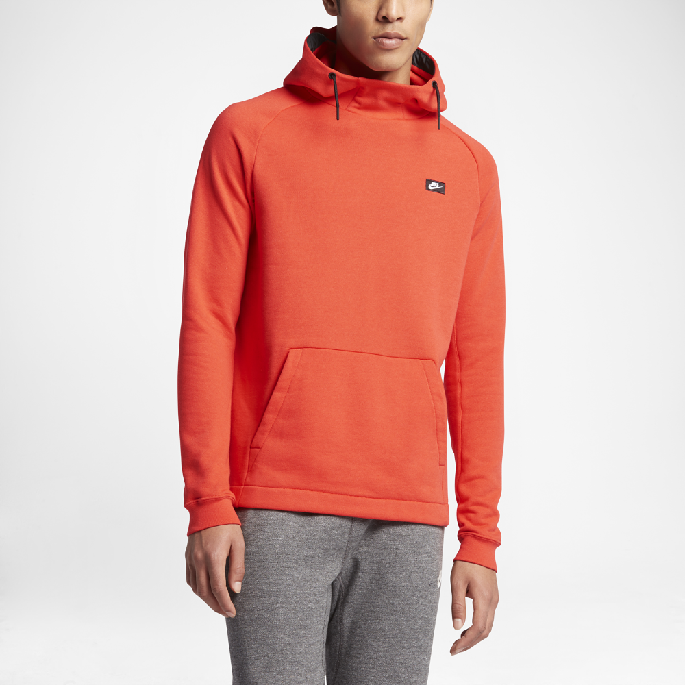 Nike Sportswear Modern Men's Hoodies Orange