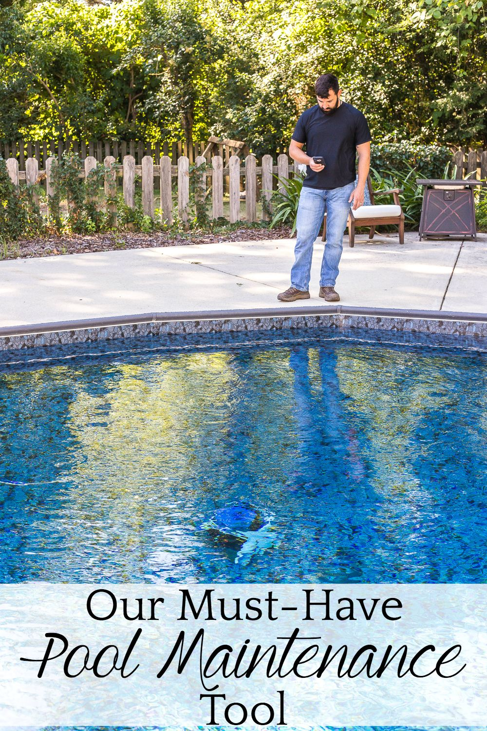 Our New Must-Have Pool Maintenance Tool & Giveaway | Bless ...