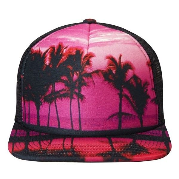 Men's Gents 'Dylan' Snapback Cap ($59) ❤ liked on Polyvore featuring men's fashion, men's accessories, men's hats, pink, mens hats, mens caps, mens flat caps and mens snapback hats