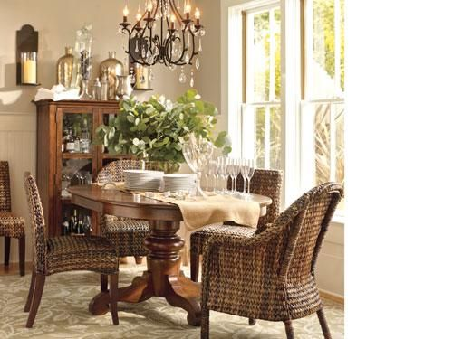 Superior Room · Pottery Barn, Paint Idea. Cozy Dining ... Amazing Design