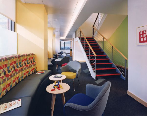 Perkins Eastman Nyu Langone Medical Center Healthcare Public Healthcare Interior Design Medical Center Healthcare Design