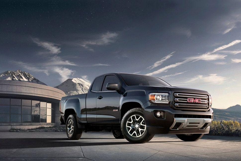 5 Best Mid Size Pickup Trucks Gmc Canyon Gmc Trucks Gmc Canyon
