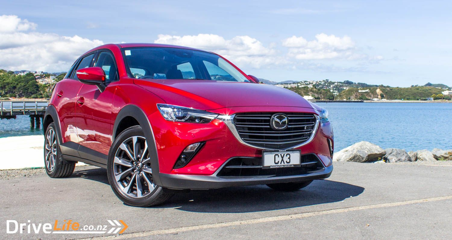 The whole cx range seems to be a winning recipe for mazda