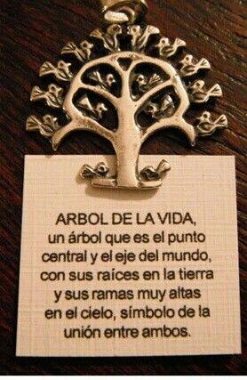 Árbol de vida | INFORMACION | Pinterest | Spiritual health ...