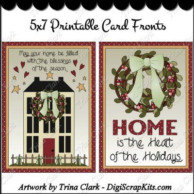 Christmas Memories 1 5x7 Card Fronts: http://digiscrapkits.com/digiscraps/index.php?main_page=product_info&cPath=849_865&products_id=8337 #TrinaClark #DigiScrapKits