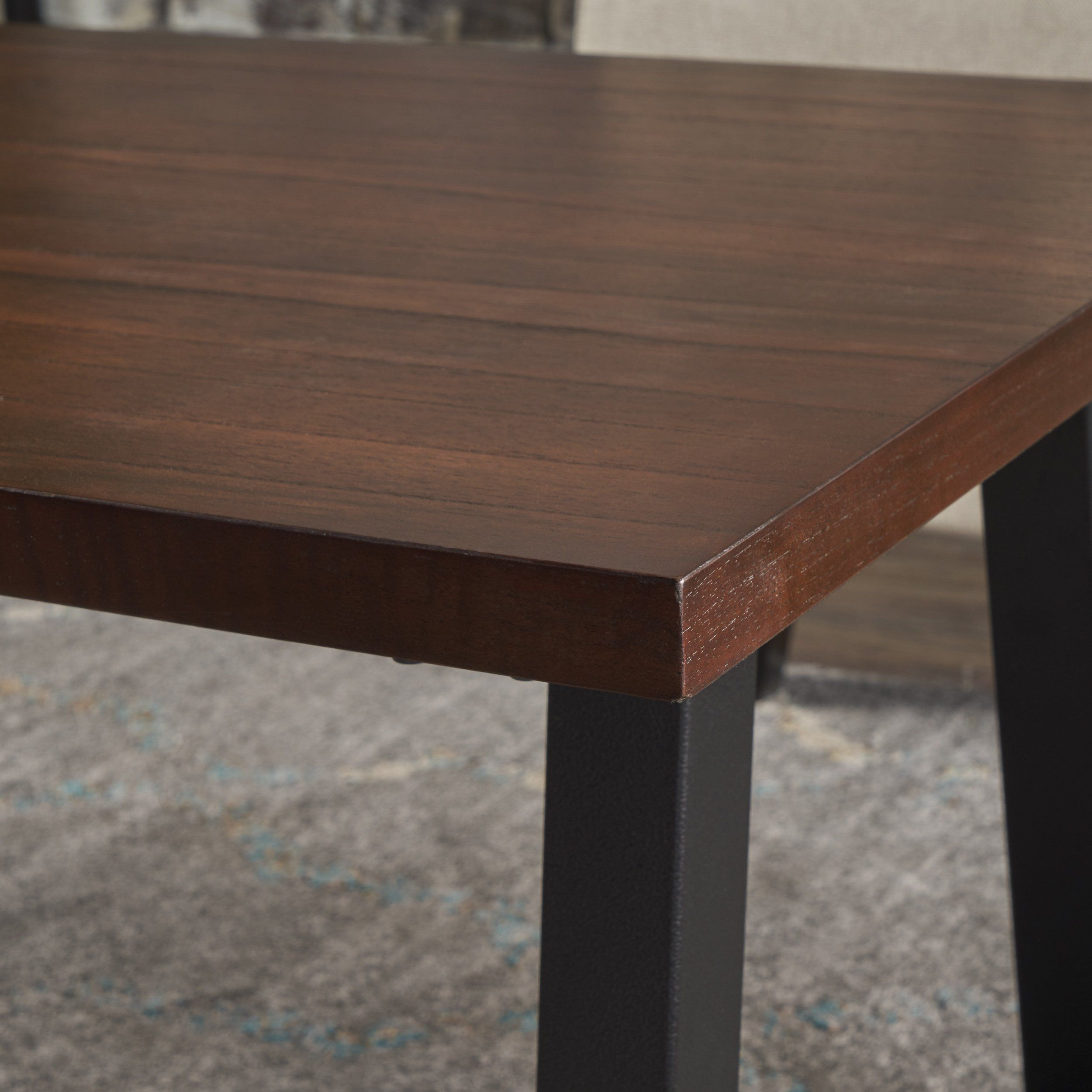 Perlestl Coffee Table Industrial Modern Wood Engineered Wood Overlaid With Chinaberry Veneer Make Sure To Look Into This Incre Coffee Table Table Faux Wood [ 2500 x 2500 Pixel ]