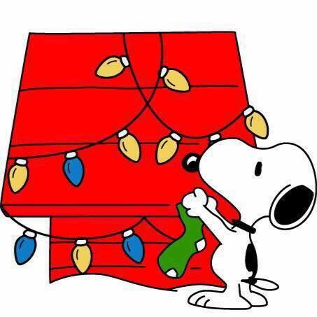 Snoopy - Christmas | Charlie Brown..Snoopy love | Pinterest ...