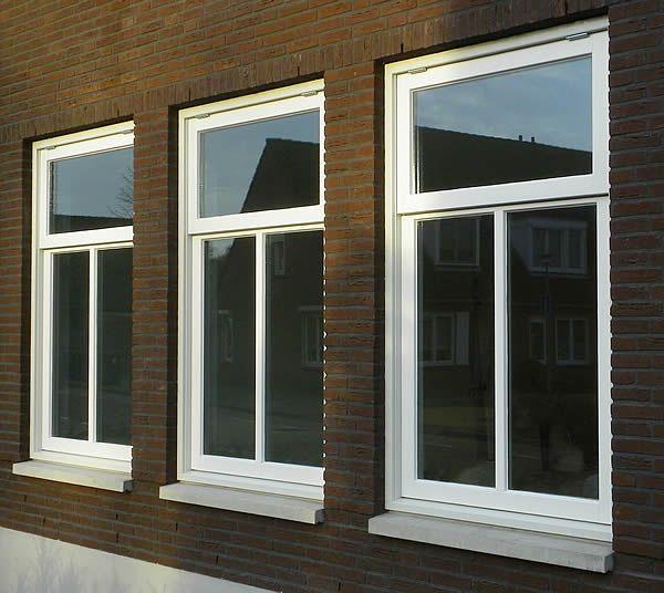 houten ramen op maat van aarle kozijnen opslag pinterest fenster haus und glas. Black Bedroom Furniture Sets. Home Design Ideas