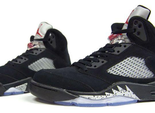 Nike Air Jordan V..The Holy Grail of
